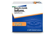 Soflens 66 Toric | Toric Contact Lenses for Astigmatism