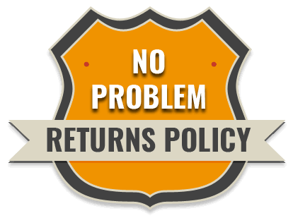 No Problem Returns Policy