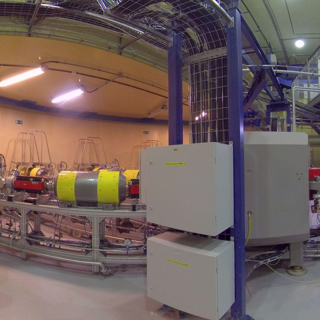 DC-280 Cyclotron