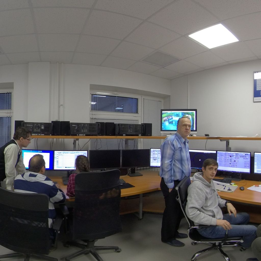 DC-280 Control Room