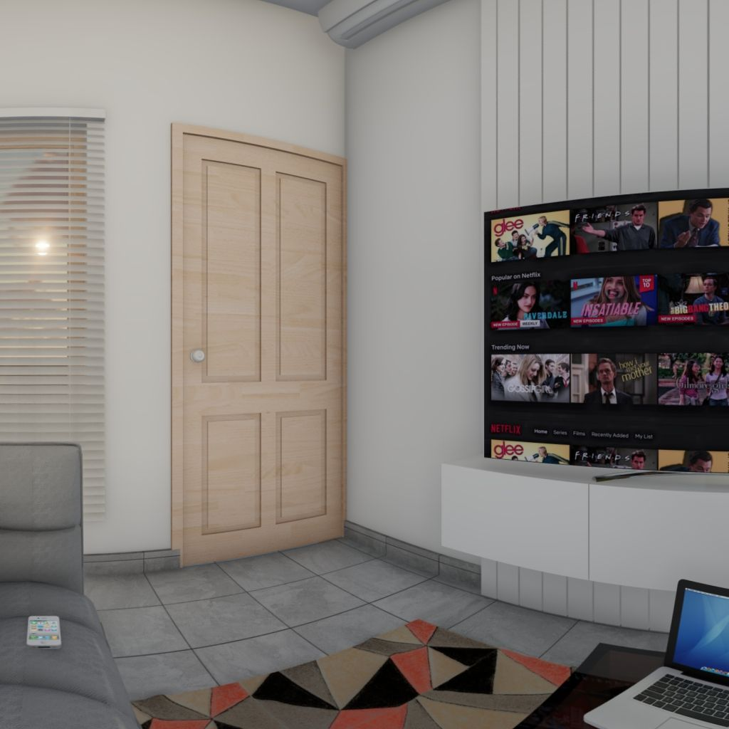 1 Bed Lounge