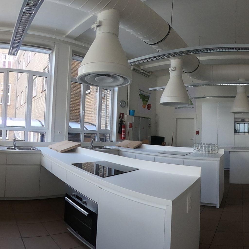 Groot kooklokaal