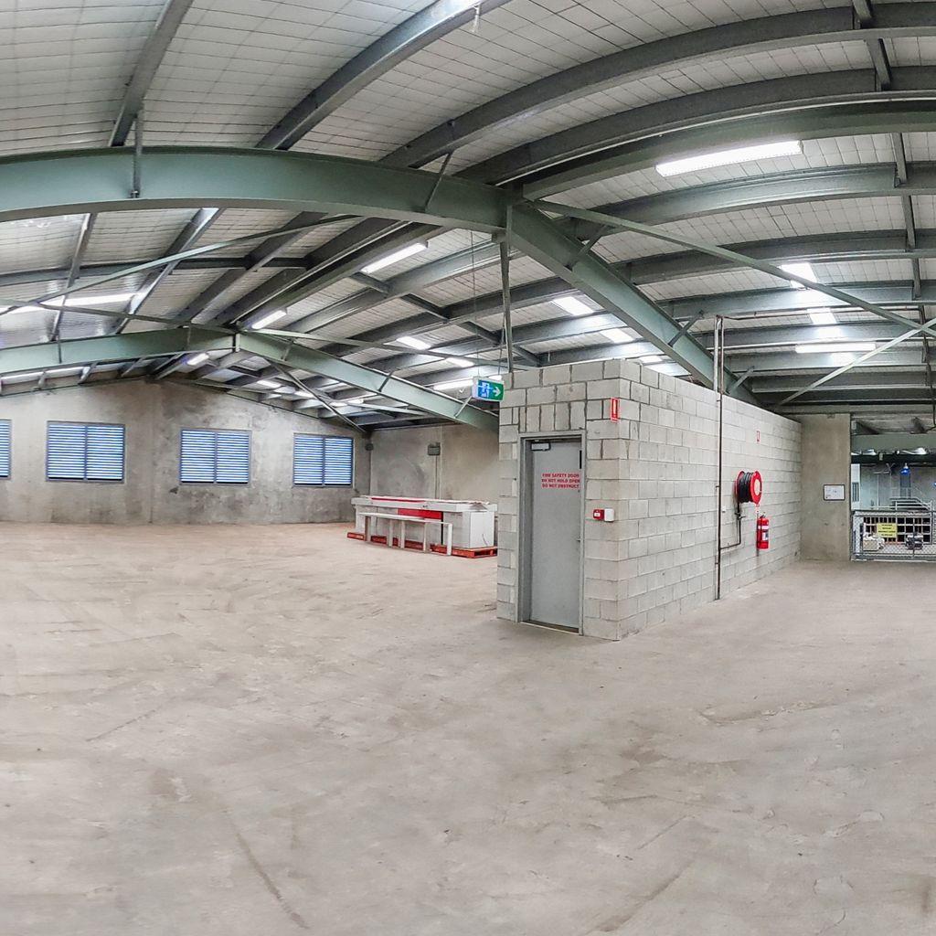 Warehouse upstairs room