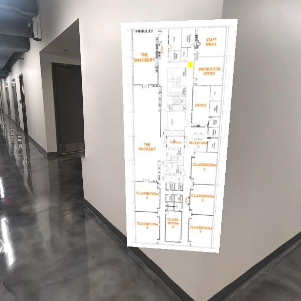 Hall 1.1 (Connecting Hallway)