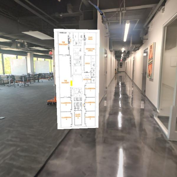 Hall 2.3 (Hackery Entrance)