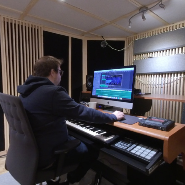 Studio B Kontroll
