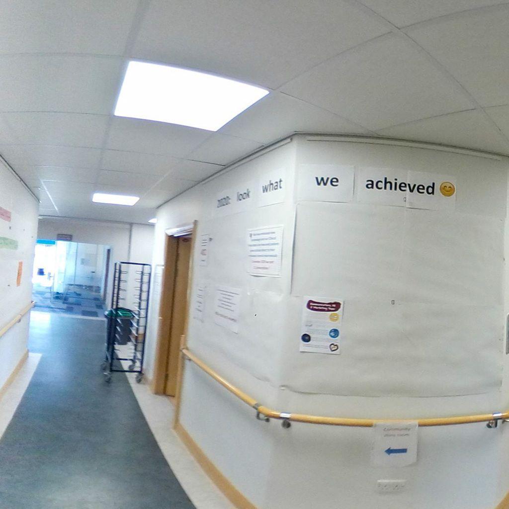 IPU/Education Centre Corridor