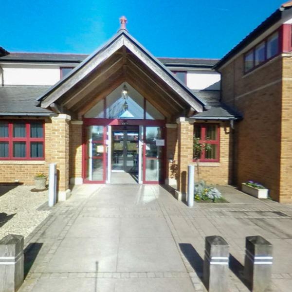Main Entrance (Outside)