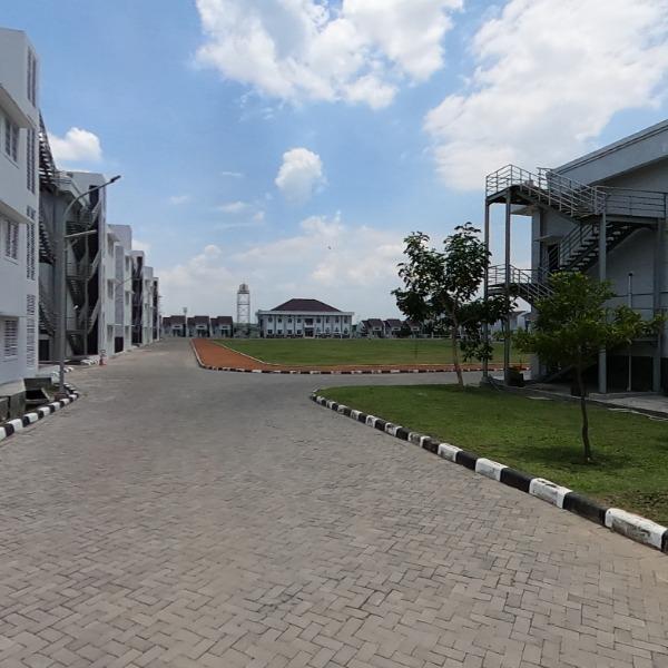 Dormitory Area Entrance