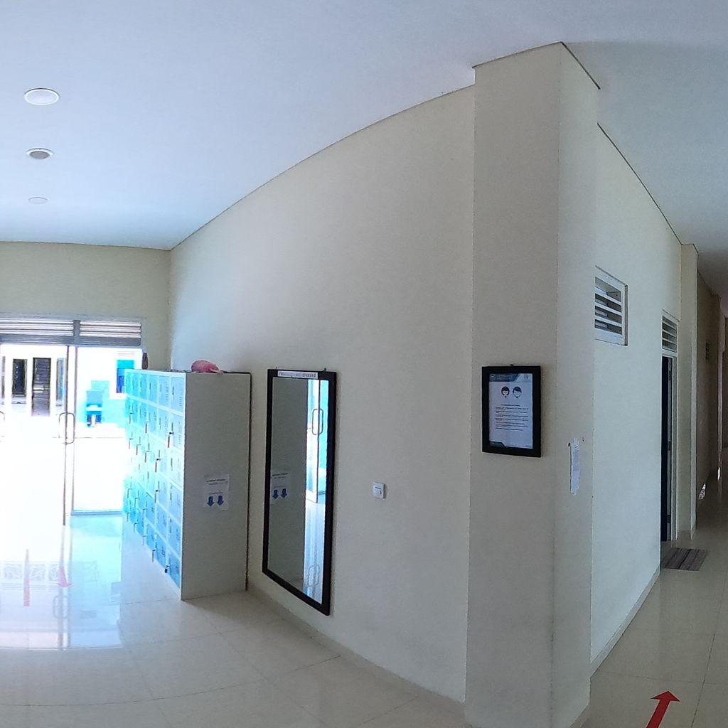 Male Dormitory Lobby