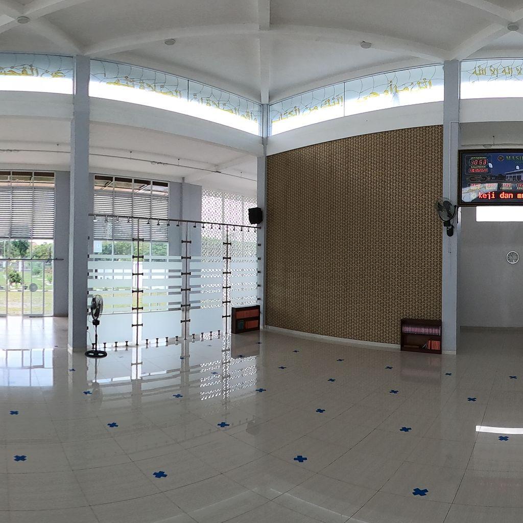 Inside of Masjid