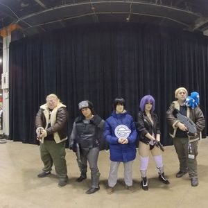 Ghost in the Shell Gathering
