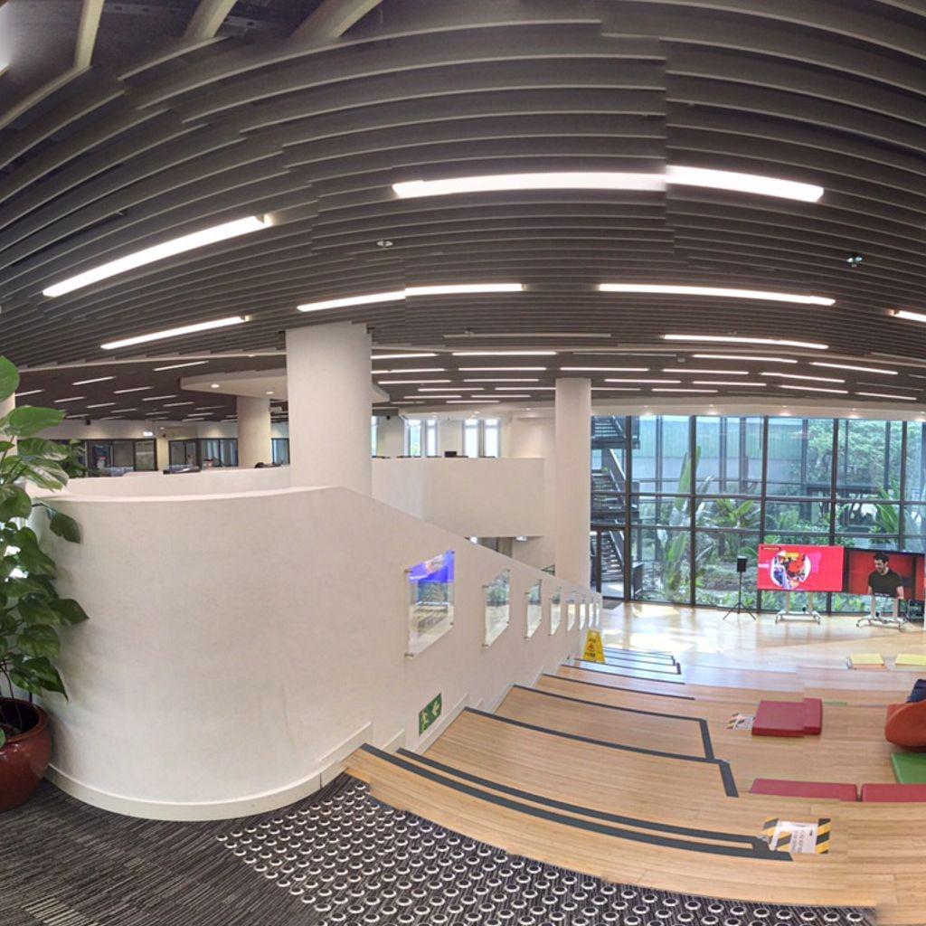 Exchange Atrium 1/F