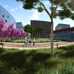 מרכז פארק העסקים