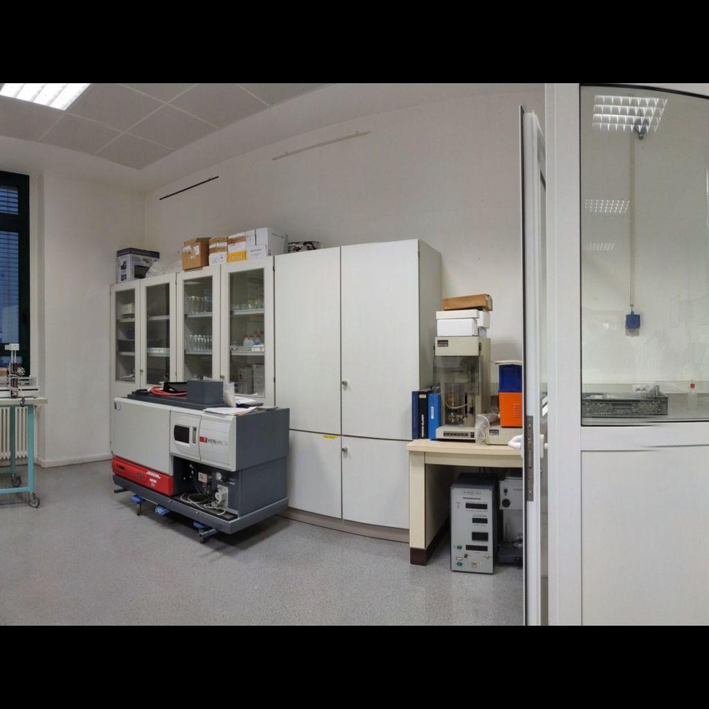 Laboratorio di chimica strumentale