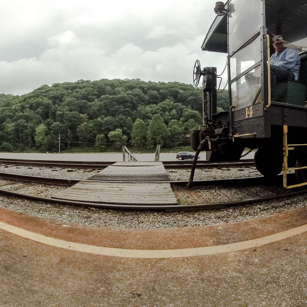 Cass Scenic Railroad State Park