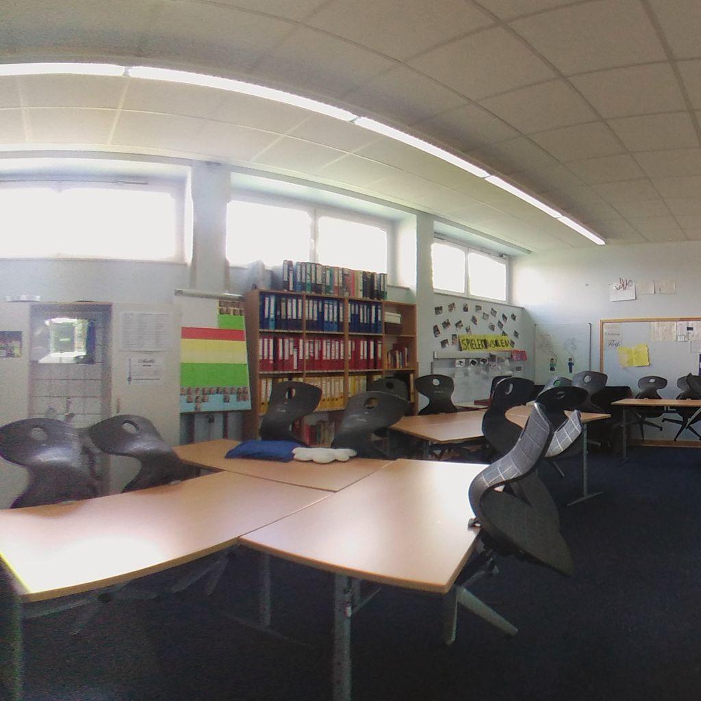 Blick in die Klasse
