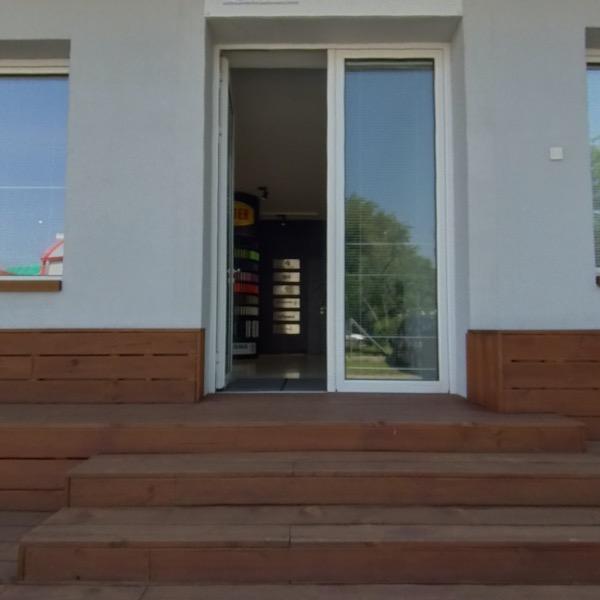 Entrance Competence Center