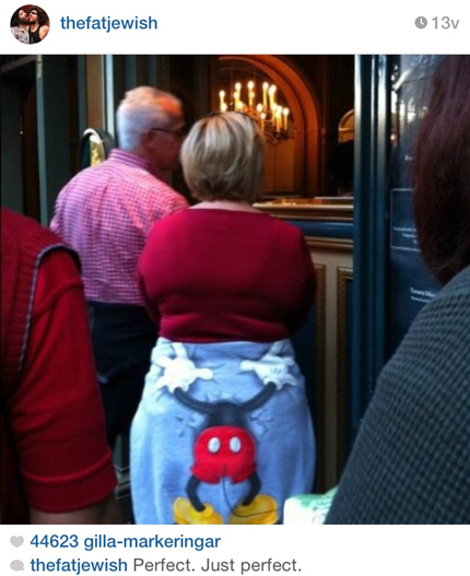 Fat-Jew-Mickey-Mouse-skirt