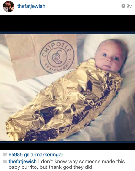Fat-Jew-baby-burrito