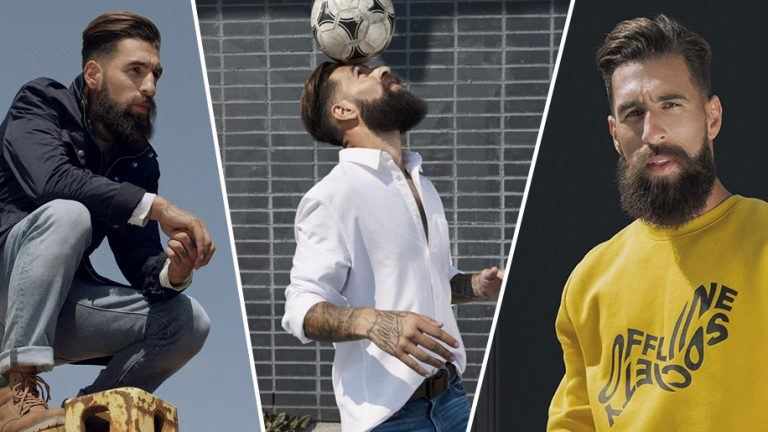 Picture: Jimmy Durmaz gör som Beckham – väljer H&M-favoriter