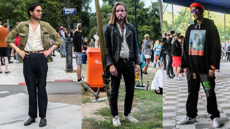 Picture: Streetstyle: 15 besökare på Way Out West 2018