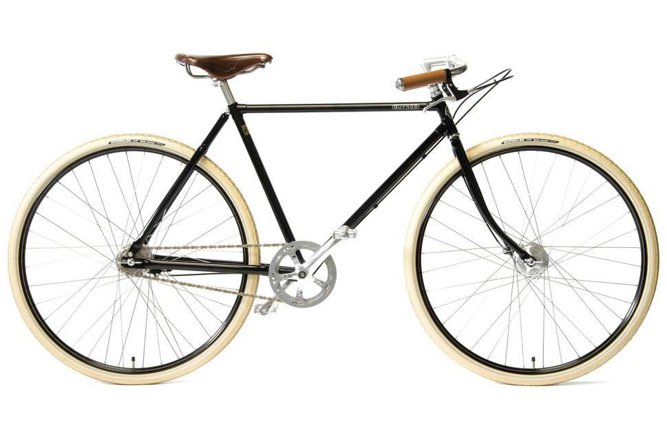 Elegant retrocykel från Pashley, Guv'nor.