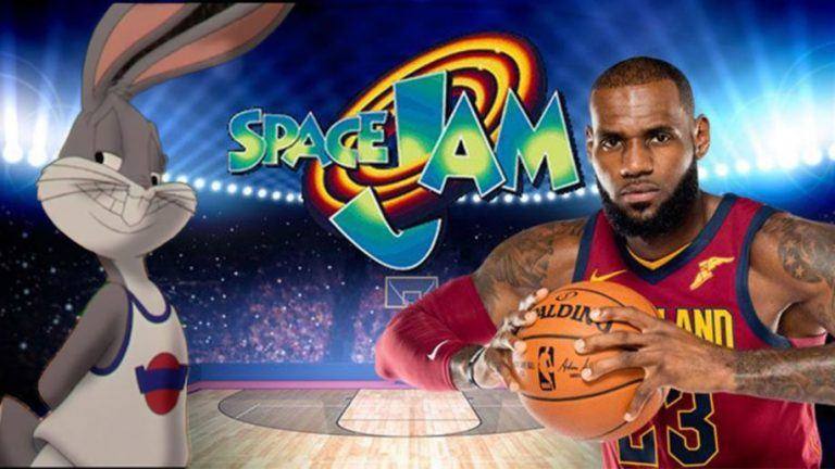 "Picture: Space Jam 2 spelas in – med LeBron James och ""Black Panther""-regissören"