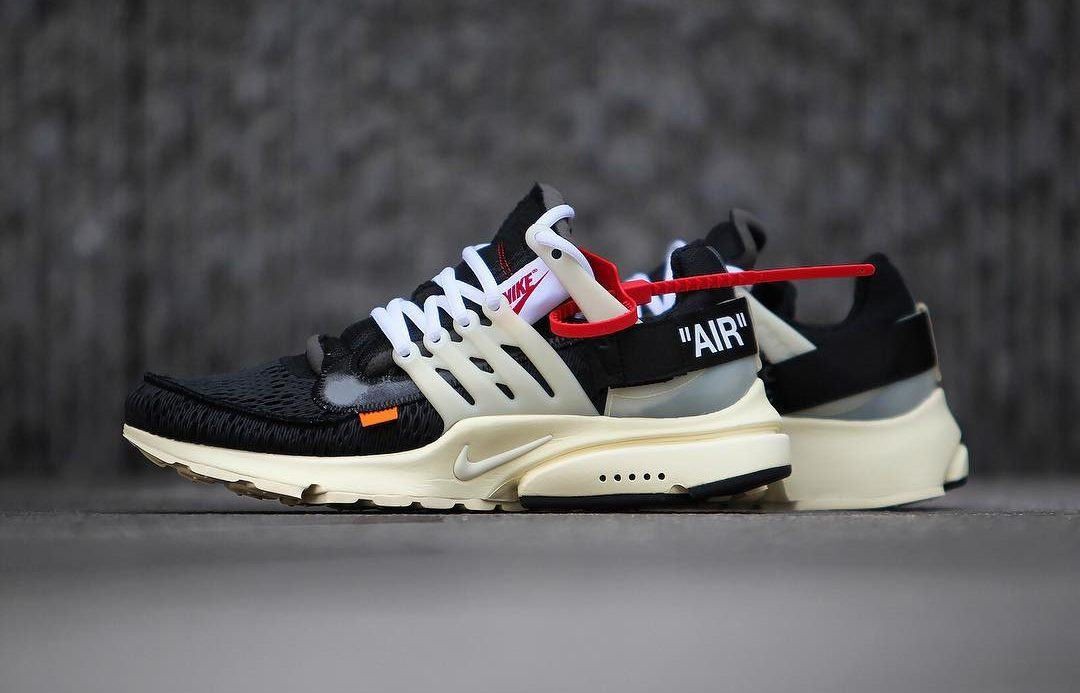 Bild på Nike Air Presto Off-White (First Edition).