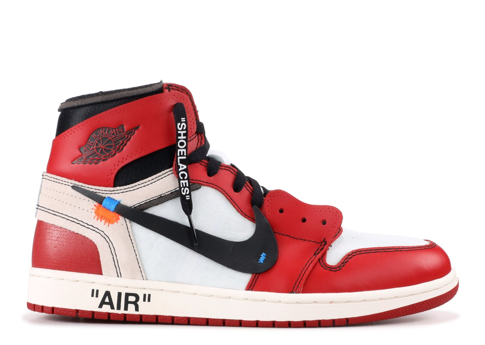 Bild på Off-White x Air Jordan 1 Retro High OG