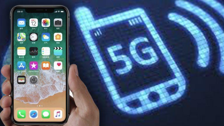 Picture: Apple släpper iPhone med 5G 2020