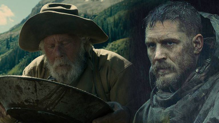 "Tom Waits i filmen ""The Ballad of Buster Scruggs"" och Tom Hardy i tv-serien"