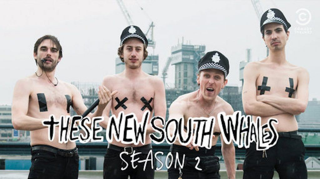 Tv-serien These New South Whales.