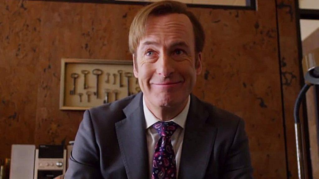 Bob Odenkirk i Better Call Saul.