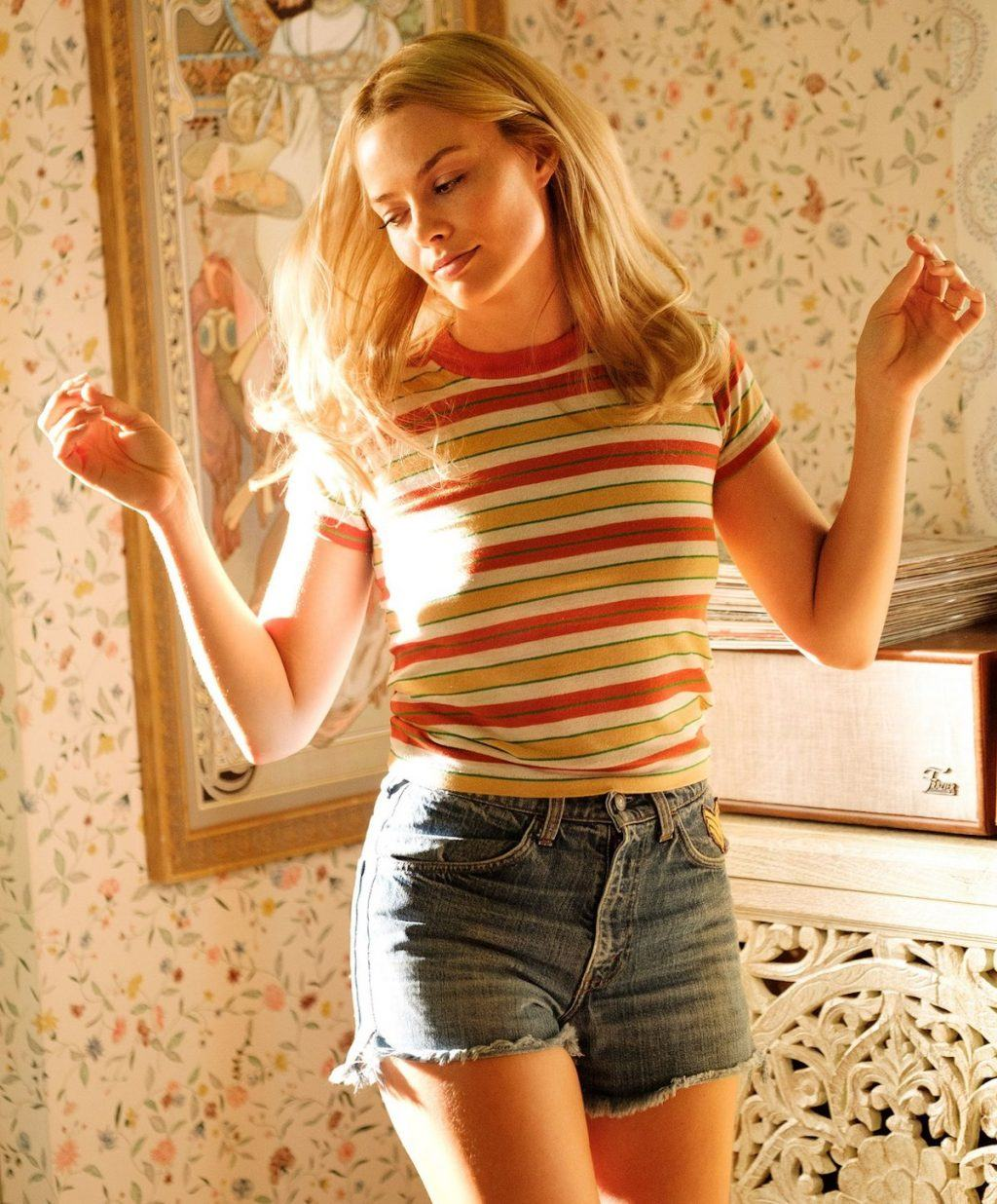 """Margot Robbie Tarantino-filmen """"Once Upon a Time in Hollywood""""."""