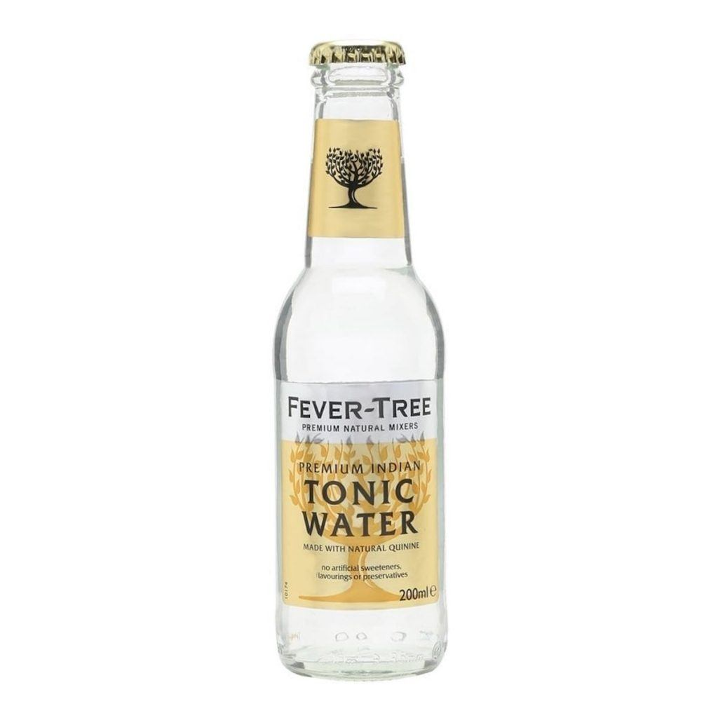 Fever Tree Indian Tonic.
