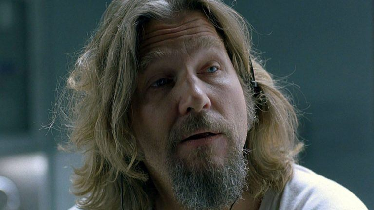 Jeff Bridges i The Big Lebowski.