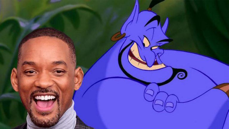 Picture: En första titt på en helblå Will Smith i nya Aladdin-trailern