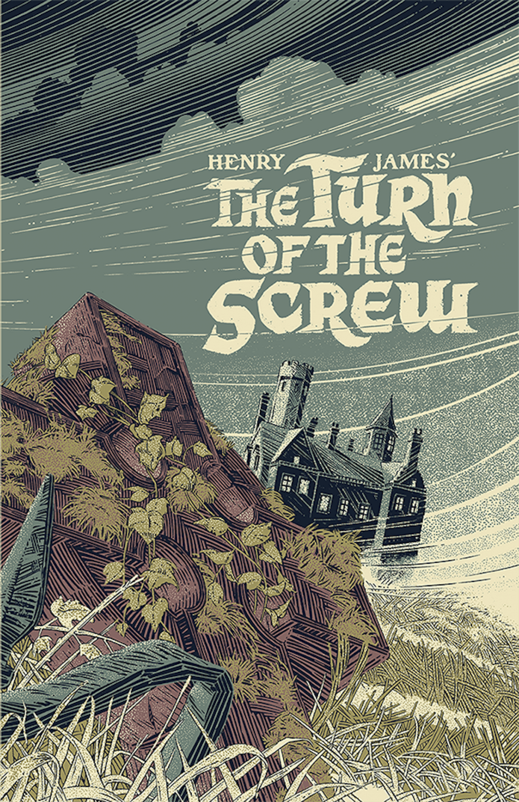"Henry James kortroman ""The Turn of the Screw"""