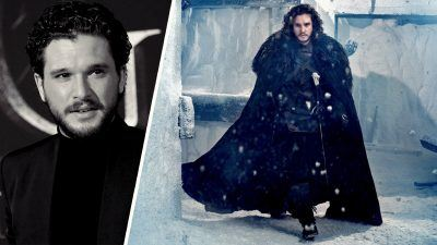 "Kit Harington till Café om ""Game of Thrones""-finalen: ""Slutet är briljant"""