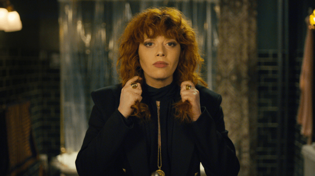 Tv-serien Russian Doll