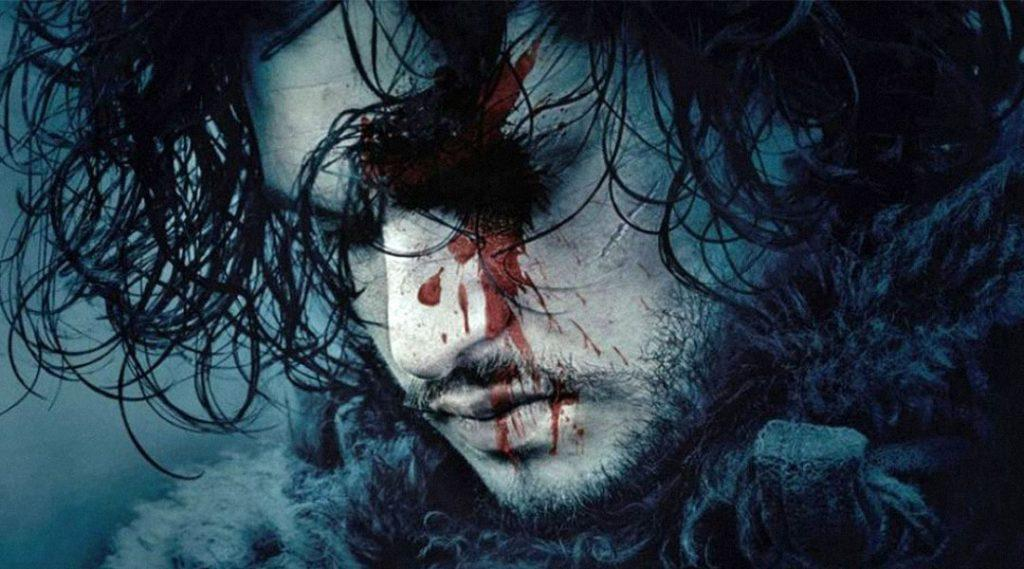 Jon Snow i Game of Thrones.