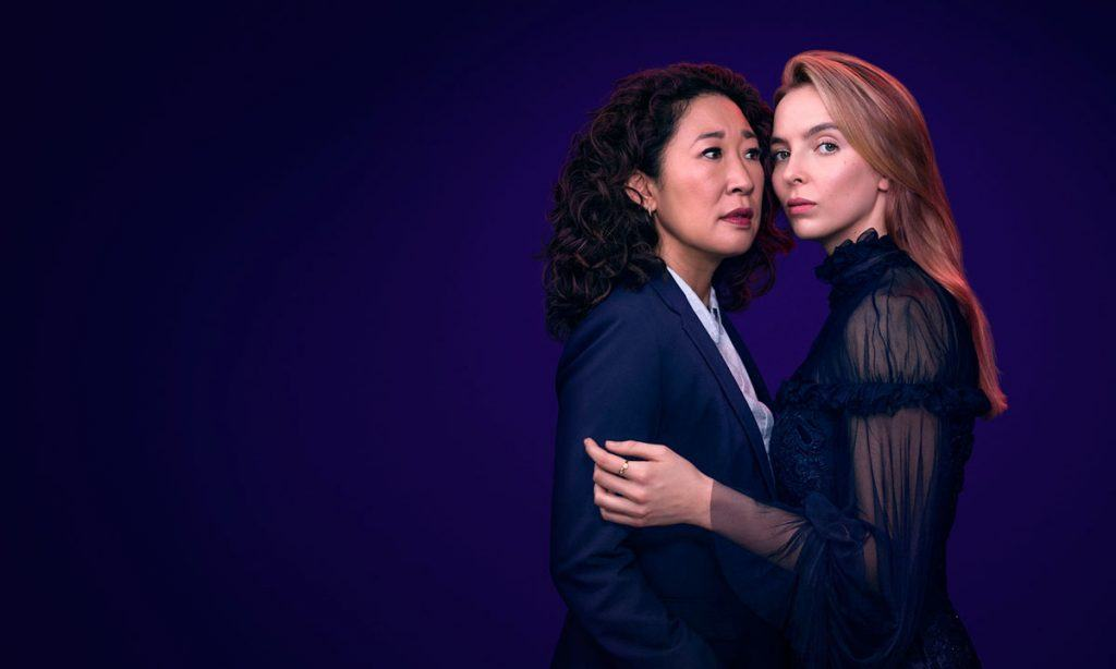 Tv-serien Killing Eve.