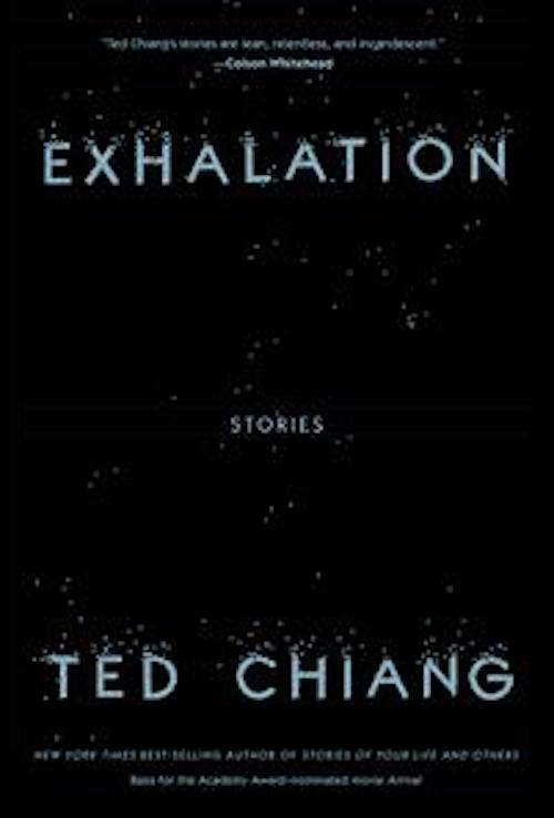 Boken Exhalation: Stories.