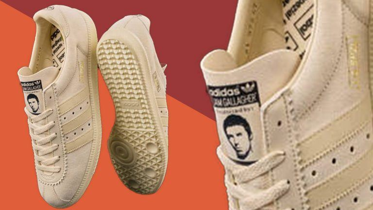 Liam Gallagher skor, Adidas Spezial.