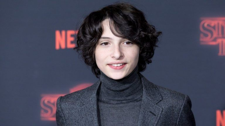 "Finn Wolfhard från ""Stranger Things"" ska föryngras digitalt inför ""It Chapter Two"" 