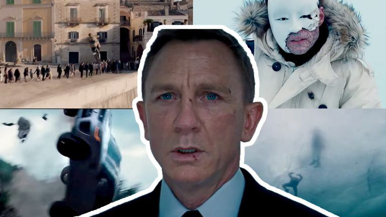 No Time To Die James Bond Trailer
