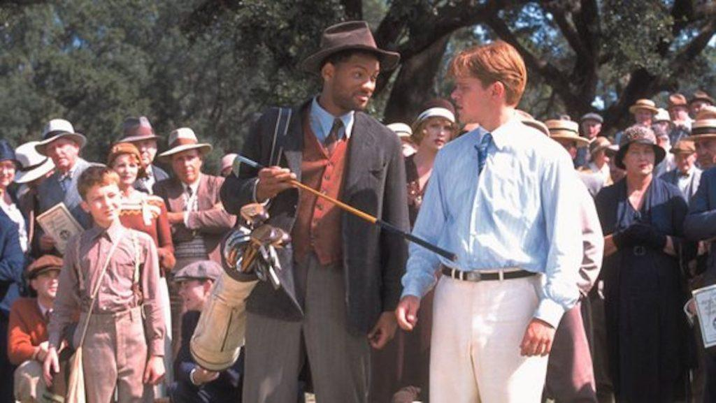 Will Smith och Matt Damon i filmen The Legend of Bagger Vance.