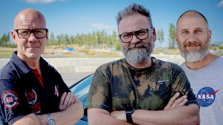 Tony-Rickardsson-Adam-Alsing-Markoolio-Top-Gear-Sverige