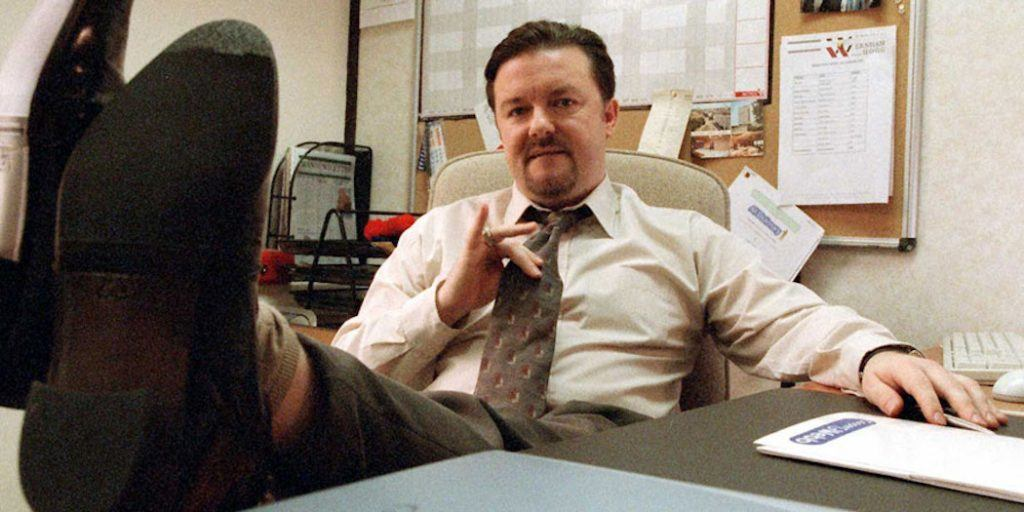 David Brent i The Office